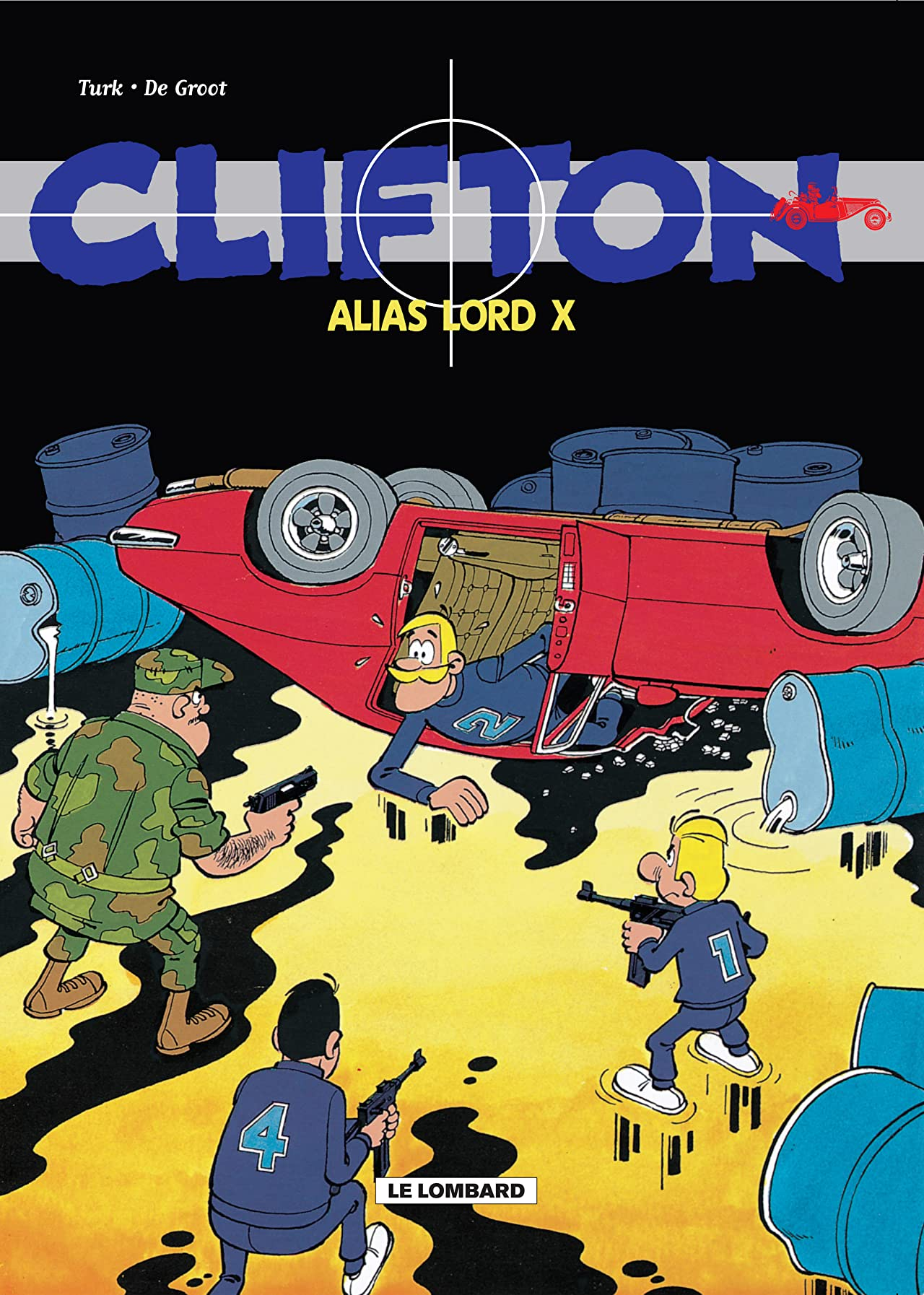 Clifton Vol. 4: Alias Lord X
