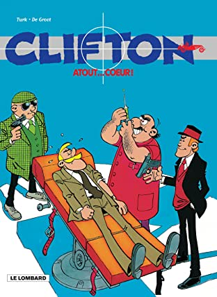 Clifton Vol. 5: Atout... coeur !