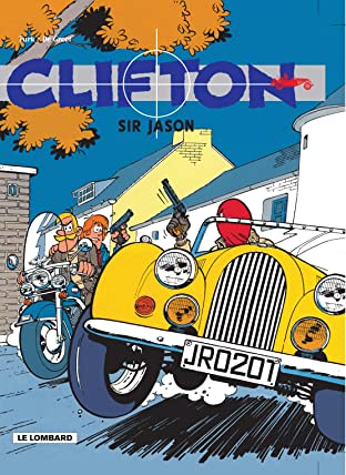 Clifton Tome 7: Sir Jason