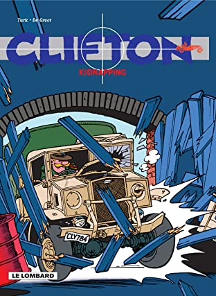 Clifton Vol. 9: Kidnapping