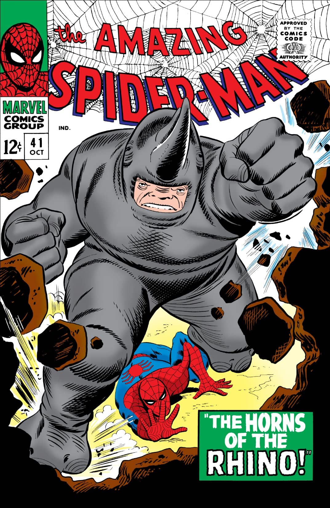 Amazing Spider-Man (1963-1998) #41