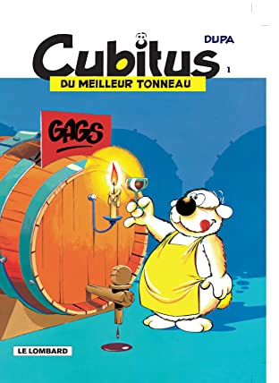 Cubitus Vol. 1: Cubitus du meilleur tonneau