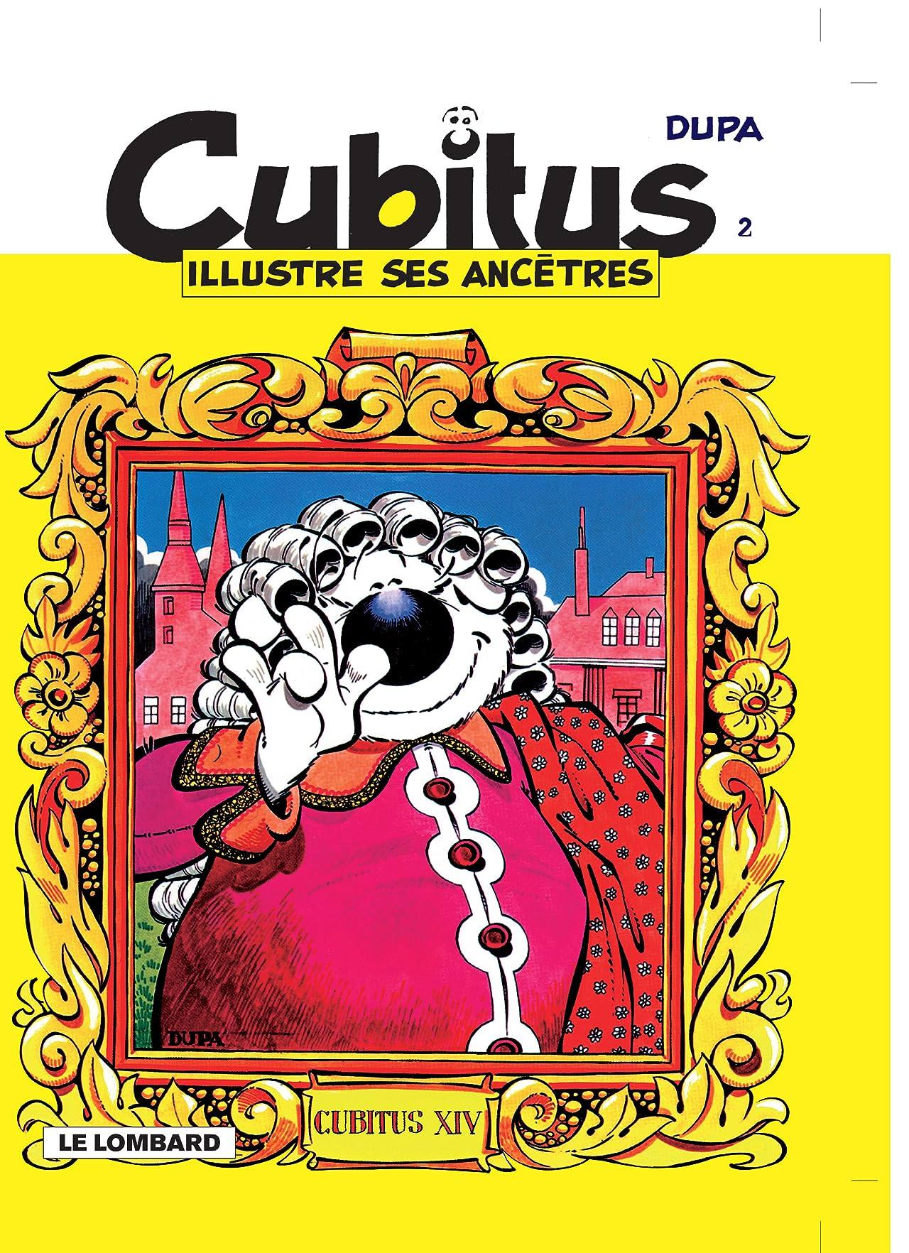 Cubitus Vol. 2: Cubitus illustre ses ancêtres