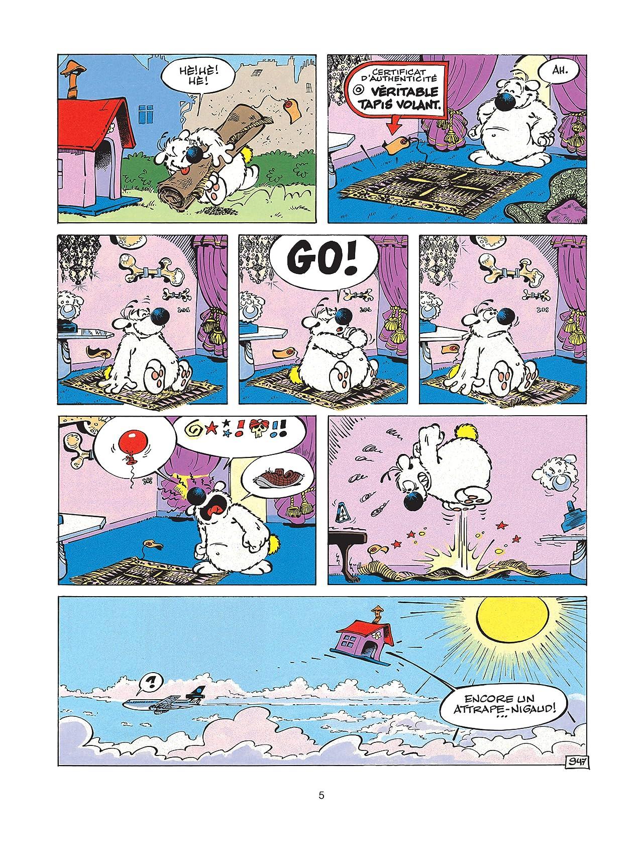 Cubitus Vol. 27: Chat, ch' est du chien !