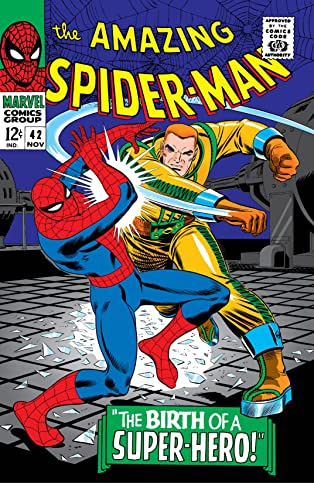 Amazing Spider-Man (1963-1998) #42