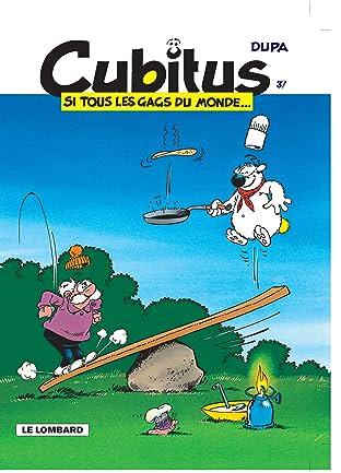 Cubitus Vol. 37: Si tous les gags du monde...
