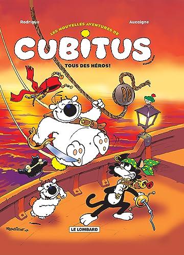 Les nouvelles aventures de Cubitus Vol. 4: Tous des héros!