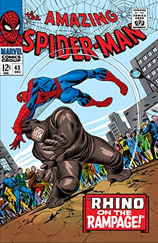 Amazing Spider-Man (1963-1998) #43