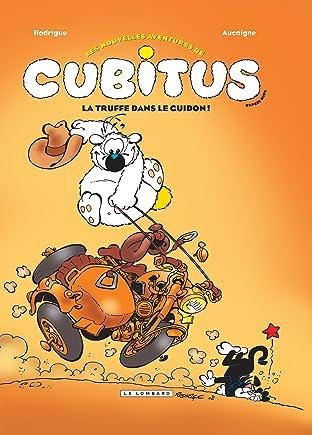 Les nouvelles aventures de Cubitus Vol. 5: La truffe dans le guidon !