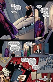 Civil War: House of M #3 (of 5)