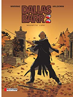 Dallas Barr Vol. 4: Nouvelle lune