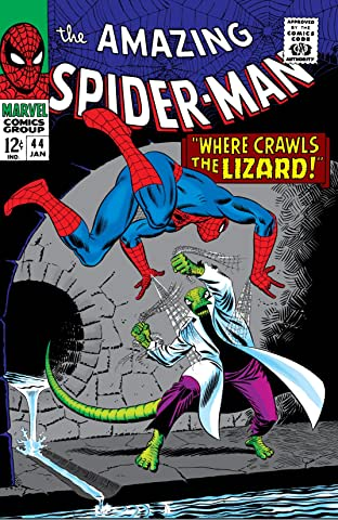 Amazing Spider-Man (1963-1998) #44