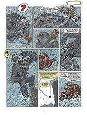 El Spectro Vol. 1: Les Mutants de la lune rouge