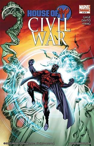Civil War: House of M #4 (of 5)