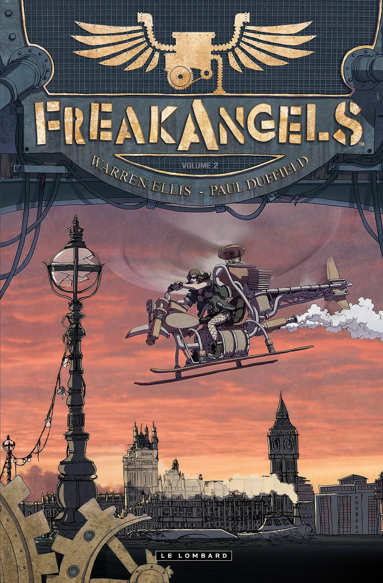 Freakangels Vol. 2