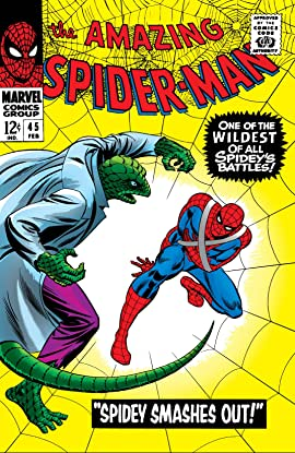 Amazing Spider-Man (1963-1998) #45