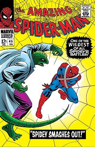 Amazing Spider-Man (1963-1998) #45