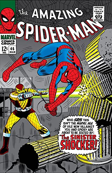 Amazing Spider-Man (1963-1998) #46