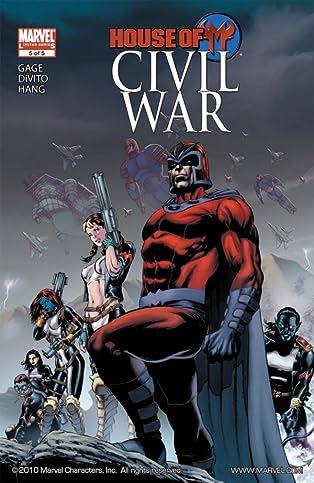 Civil War: House of M #5 (of 5)