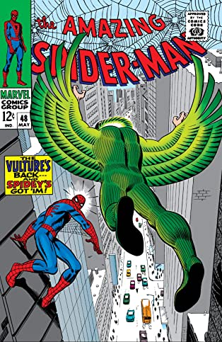 Amazing Spider-Man (1963-1998) #48