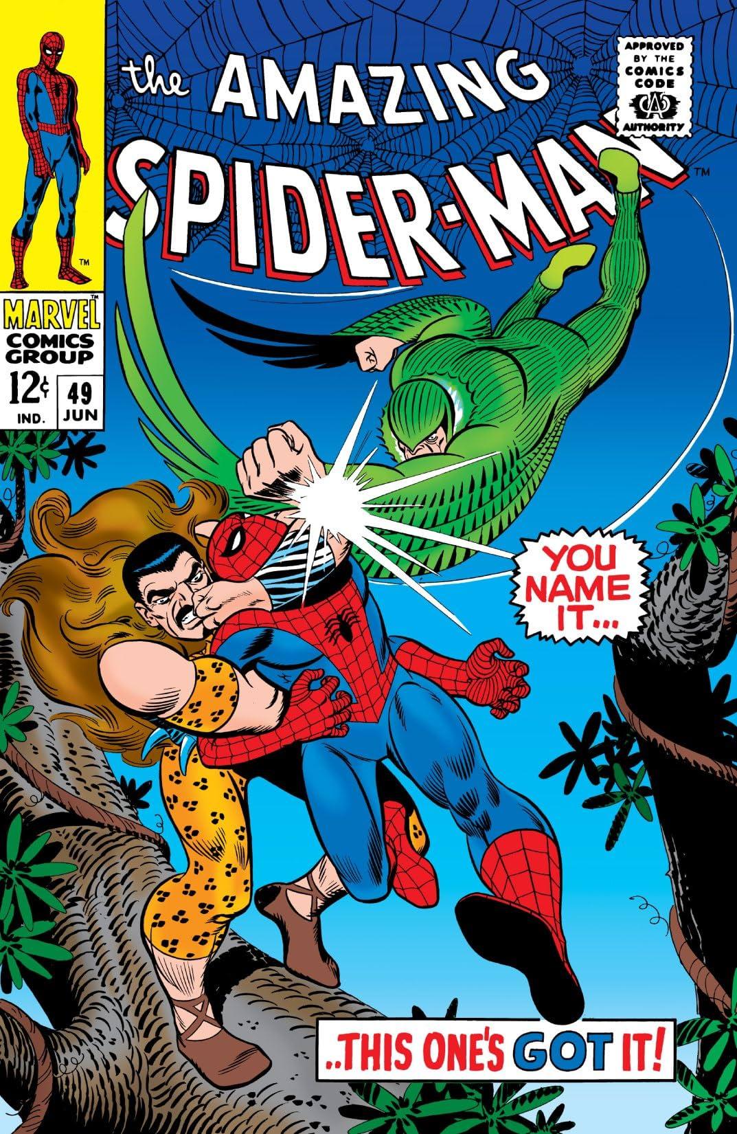 Amazing Spider-Man (1963-1998) #49