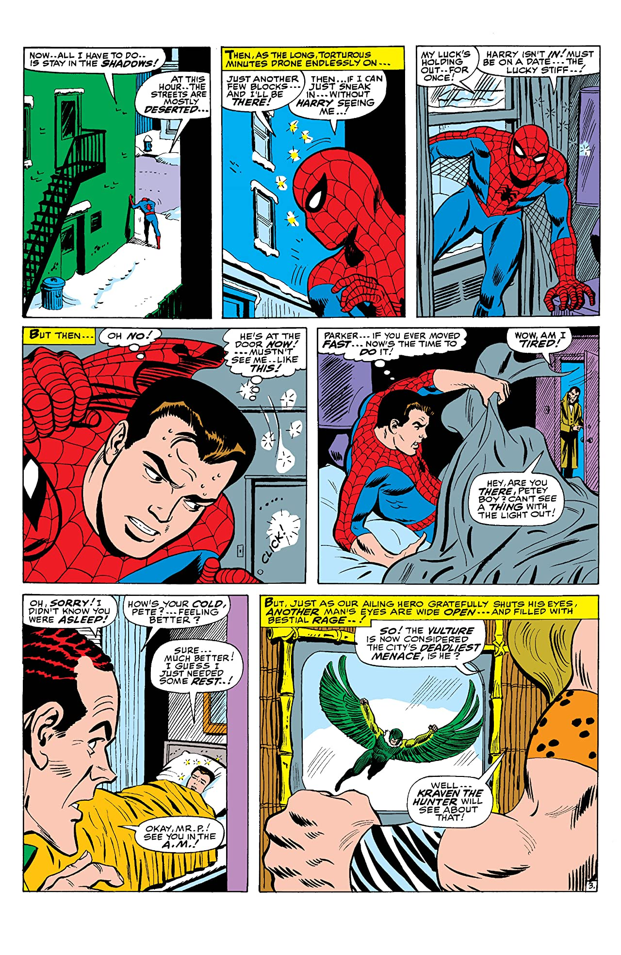 Amazing Spider-Man (1963-1998) #49