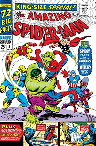 Amazing Spider-Man (1963-1998) Annual #3