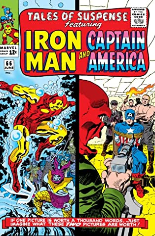 Tales of Suspense (1959-1968) #66