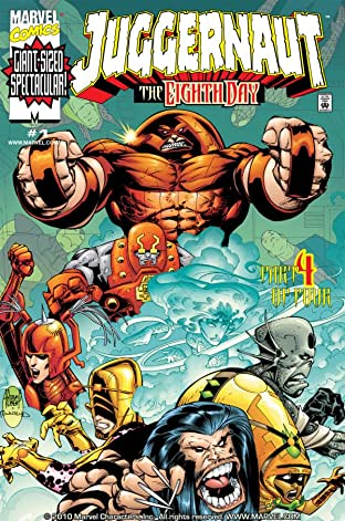 Juggernaut: The Eighth Day #1