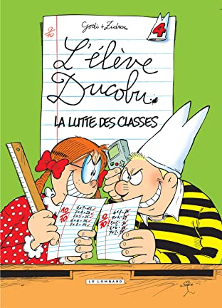 L'Elève Ducobu Vol. 4: La Lutte des Classes