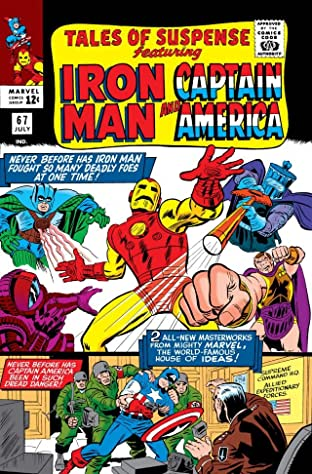 Tales of Suspense (1959-1968) #67