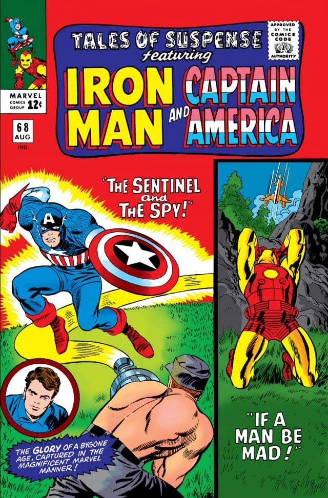 Tales of Suspense (1959-1968) #68