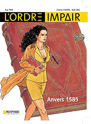 L'Ordre impair Vol. 1: Anvers 1585
