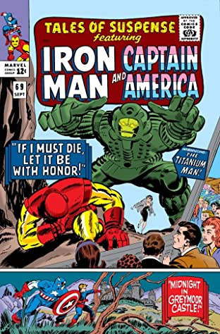 Tales of Suspense (1959-1968) #69