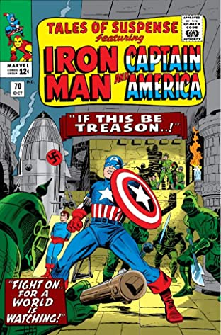 Tales of Suspense (1959-1968) #70