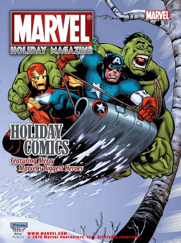Marvel Holiday Magazine #1