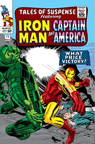 Tales of Suspense (1959-1968) #71