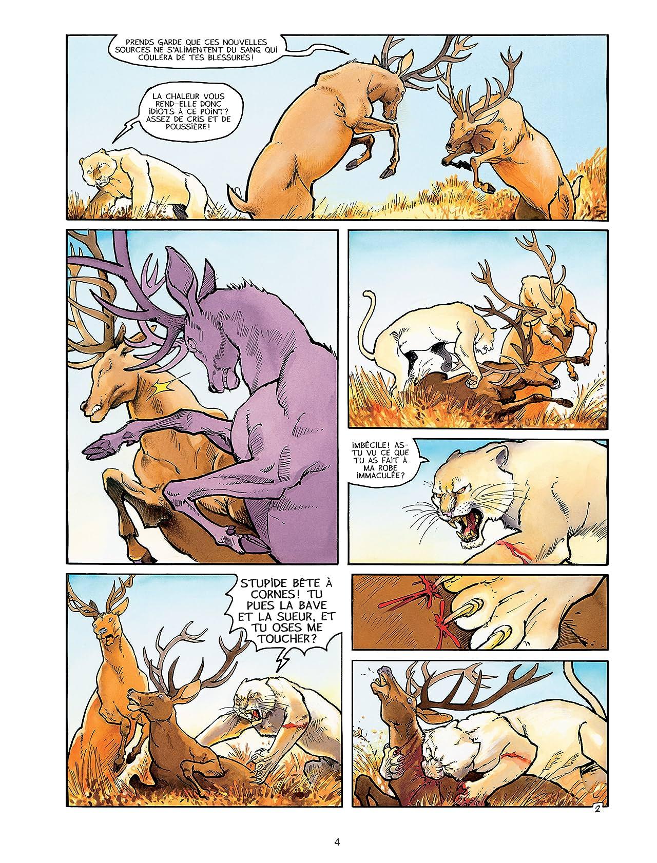Le Dernier livre de la jungle Vol. 2: La promesse