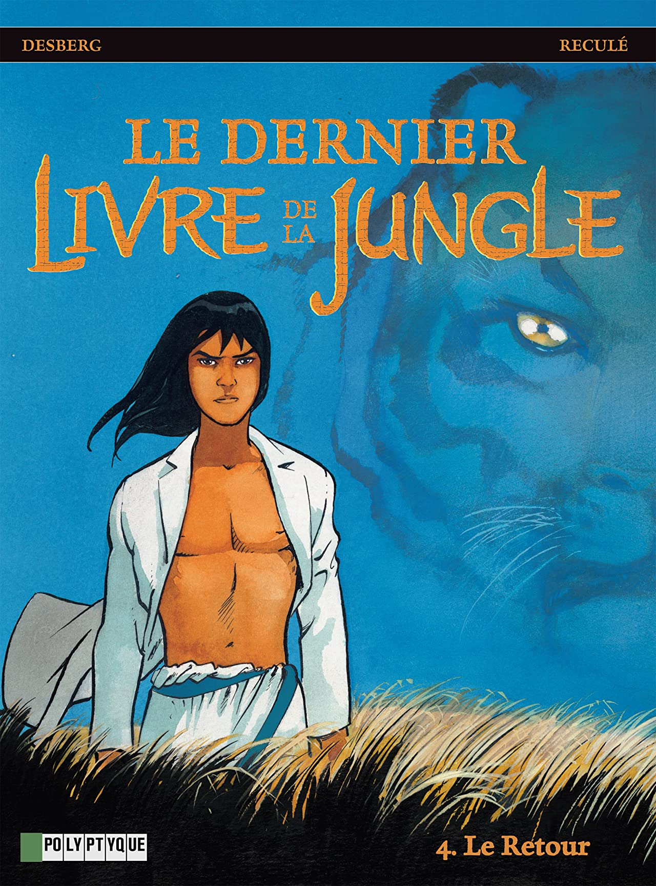 Le Dernier livre de la jungle Vol. 4: Le Retour