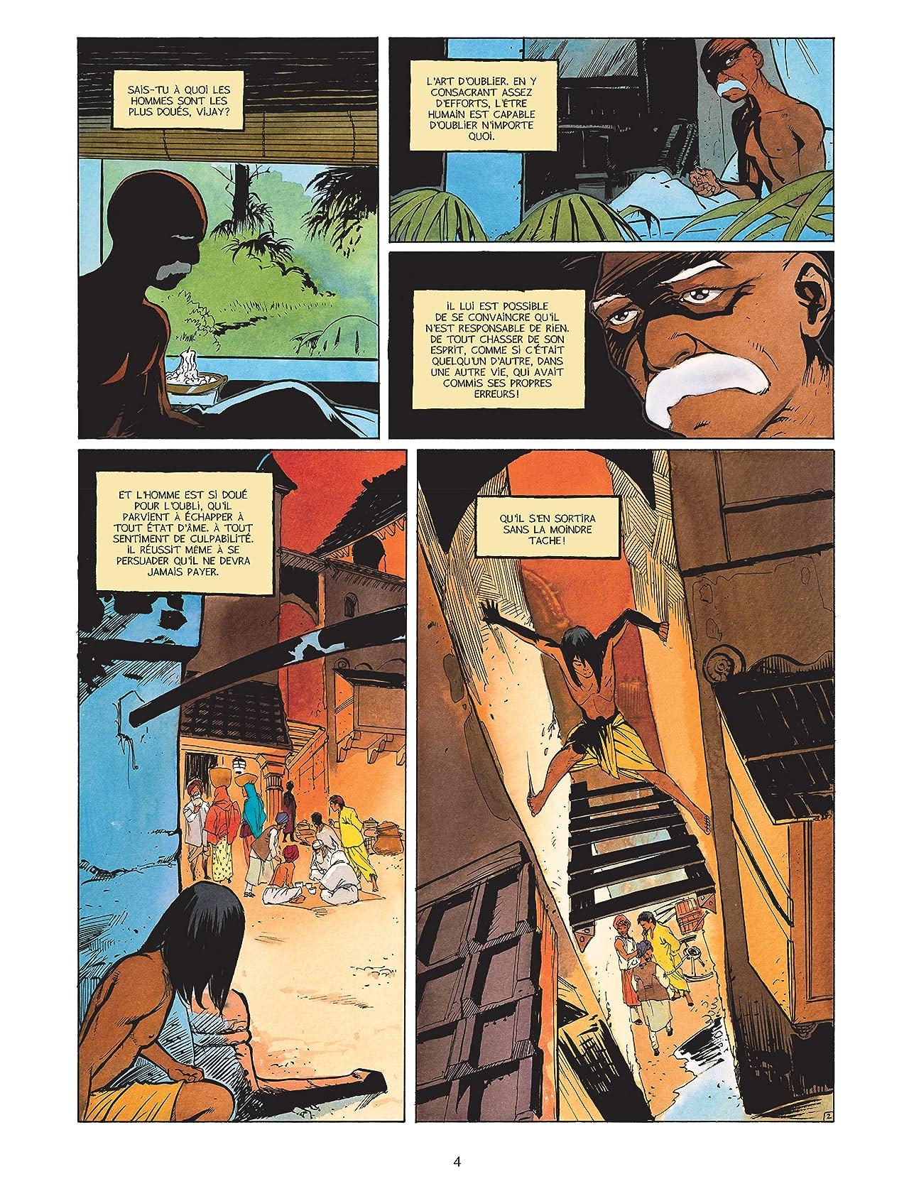 4: Le Retour; Le Dernier livre de la jungle Vol.