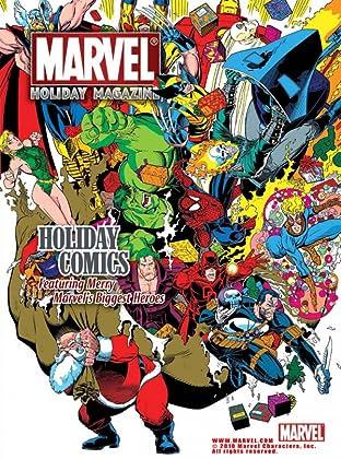 Marvel Holiday Magazine #2