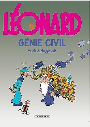 Léonard Vol. 9: Génie civil