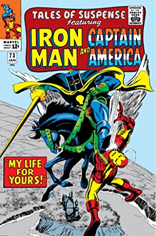 Tales of Suspense (1959-1968) #73
