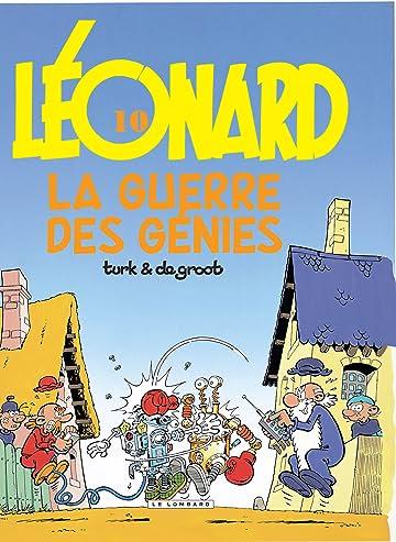 Léonard Vol. 10: La guerre des génies