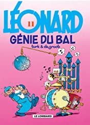 Léonard Vol. 11: Génie du bal