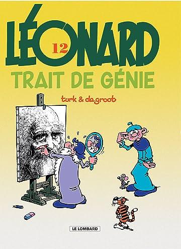 Léonard Vol. 12: Trait de génie