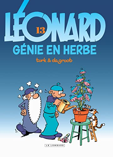 Léonard Vol. 13: Génie en herbe