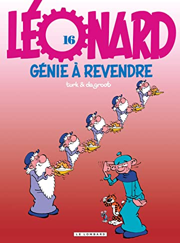Léonard Vol. 16: Génie à revendre