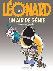 Léonard Vol. 21: Un air de génie