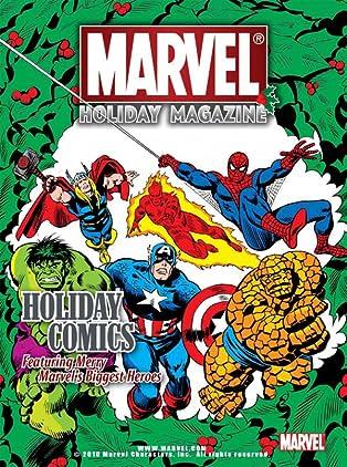 Marvel Holiday Magazine #3